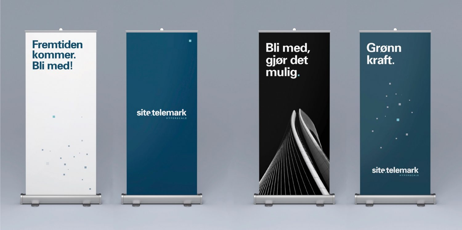 Site Telemark - Rollup